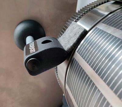 mantenimiento de troqueles con las felpas de engrase de tecnocut